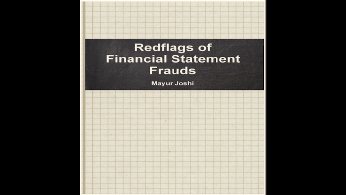 Redflags of Fin Statement Frauds