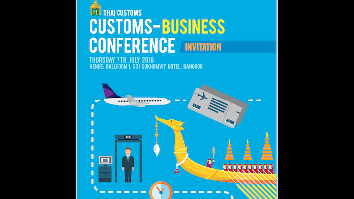 Thai Customs Business Conference
